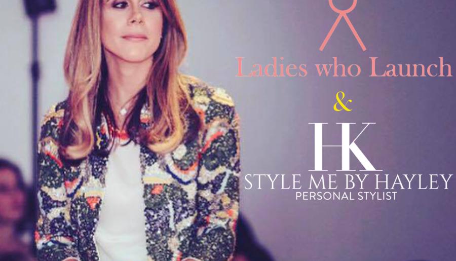 Ladies Who Launch & HK